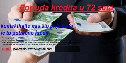 Zajam ponuda 48 sati u Srbiji - U svoj novac
