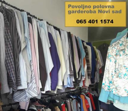 Kvalitetna garderoba u džakovima Novi Sad