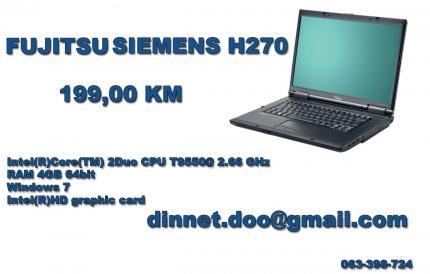 Fujitsu Siemens Laptop h270