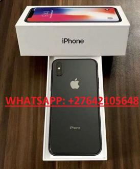 Apple iPhone X 64GB - €445  iPhone X 256GB - �