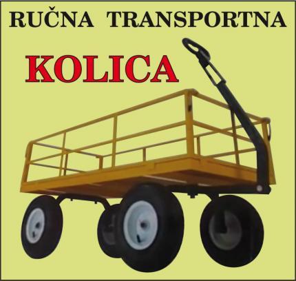 Kolica (visenamenska transportna) na prodaju