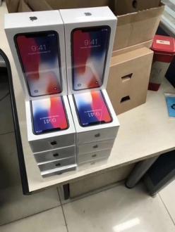 Apple iPhone X € 530euro iPhone 8/8 Plus € 380