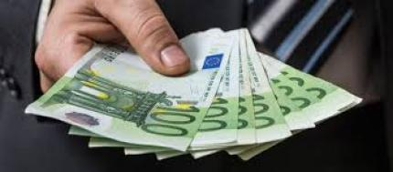 posudbe iz 2000 EURO 700.000 EUR