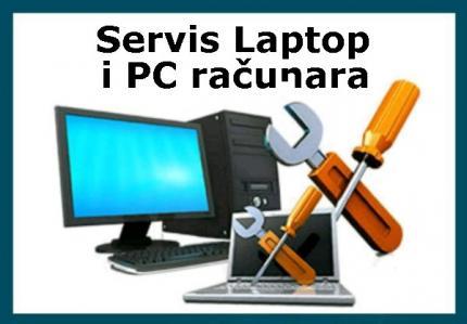 Servis računara i laptopova BG ~ Rakovica