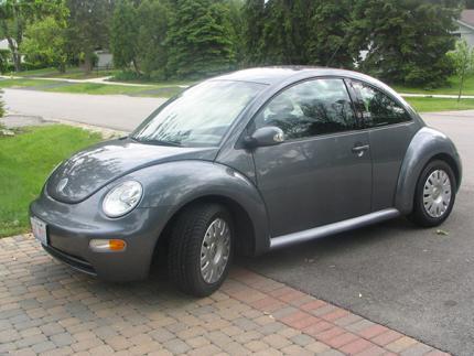 2004 VW Beetle -Nova buba