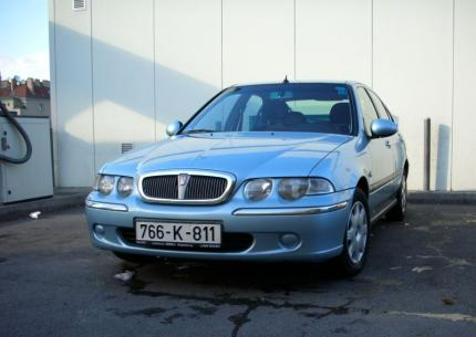 Rover 45, 2.0 TD