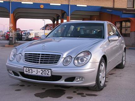 Mercedes E klasa 220 CDI