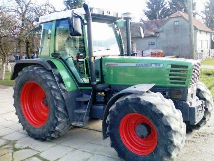 Traktor Fendt 311 Farmer 1998 , 12500 EUR