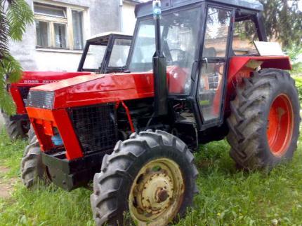 Traktor URSUS i ZETOR