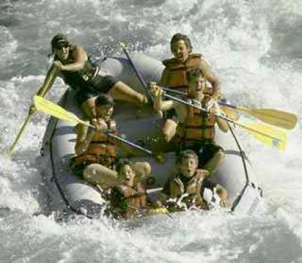 Rafting na Neretvi