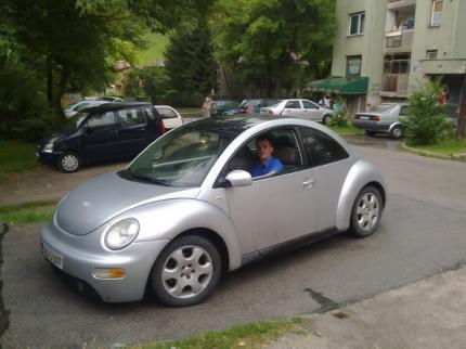 vW Buba, Beetle 2003