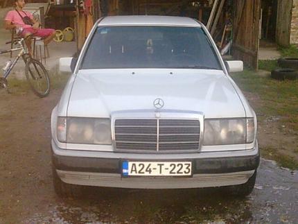 Mercedes E250TD w125 1993 Full Odlican