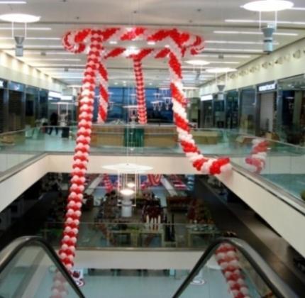 Dekoracija balonima,kurs dekoracije,oprema,baloni