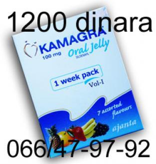 Kamagra gel cena 1200 din original 066/47-97-92