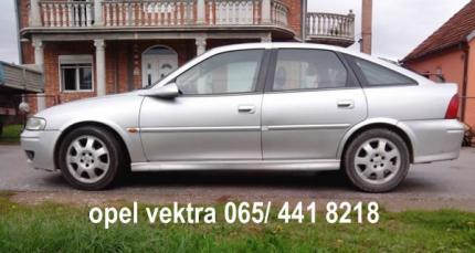 Hitno na prodaju Opel Vectra B 2.2dti 2001