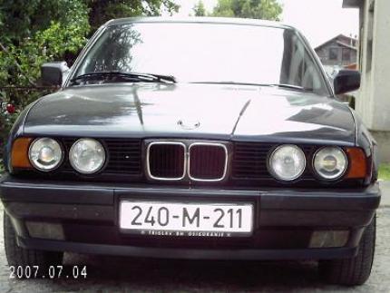 Prodajem BMW 530