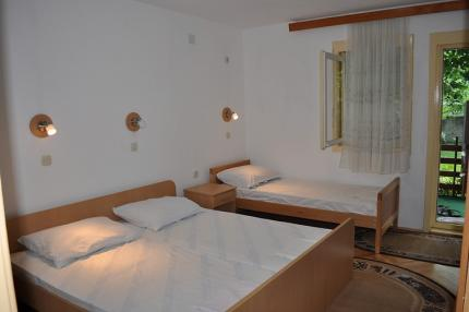 Ohrid,Apartmane i sobe u centru grada