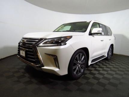 Perfectly Used Lexus LX 570 for sale