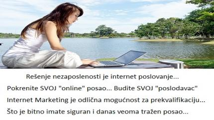Internet marketing - biznis od kuće